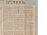 Imagen de apoyo de  Pretextos de la rebelión: febrero de 1885
