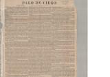 Imagen de apoyo de  Palo de ciego: 3 de Junio de 1879