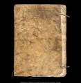 Imagen de apoyo de  Cuaderno de cuentas del Real Convento de Santa Clara