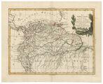 Imagen de apoyo de  La terra ferma, la Guyana Spagnola, Olandese, Francese, e Portughese a la parte settentle del Bresil