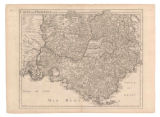 Imagen de apoyo de  Carte de Provence et des terres adjacentes
