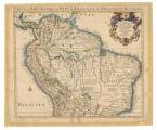 Imagen de apoyo de  Carte e la Terre Ferme Du Perou Du Bresil et du pais del Amazones