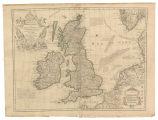 Imagen de apoyo de  Les Isles Britanniques ou sont le Rme d'Angleterre