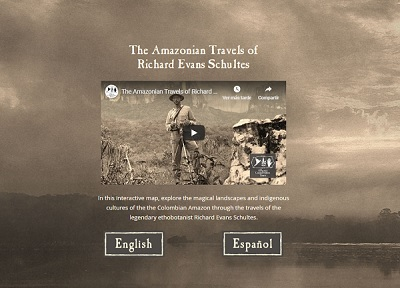 The Amazonian Travels of Richard Evans Schultes