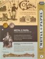 Imagen de apoyo de  Guía de estudio núm. 100. Metal o papel: la moneda colombiana entre 1902 y 1923