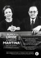 Imagen de apoyo de  Harold Martina, piano (Países Bajos) y Blanca Uribe, piano (Colombia)